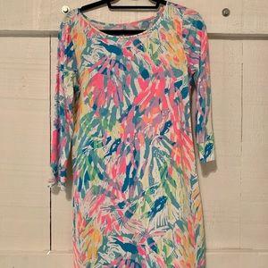 Lilly Pulitzer Marlowe Sparkling Sands Pima Dress